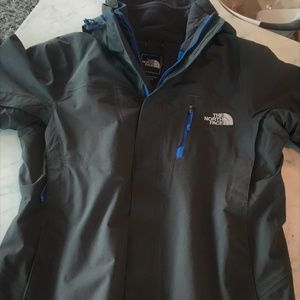NEW - North Face Triclimate Hyvent 3-in-1 Jacket
